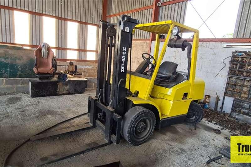 Hyster 4.00 XL Diesel Forklift Forklifts