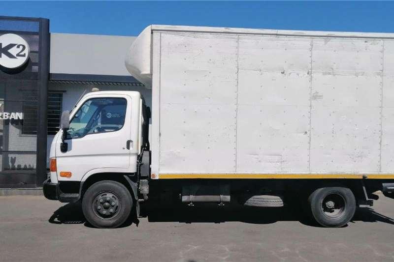 Hyundai Box trucks 2015 Hyundai Mighty HD72 FC CC 2015