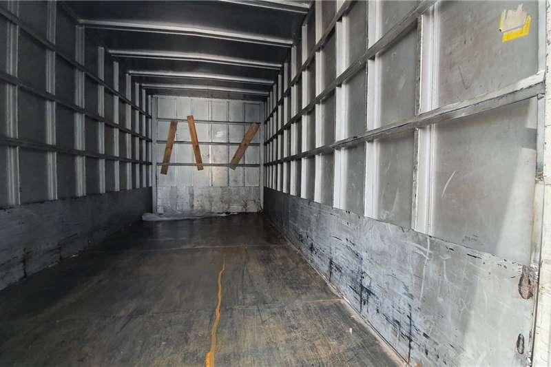 Hyundai HD72 4 TON Box trucks