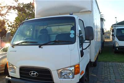 Hyundai Mighty HD65 Box trucks