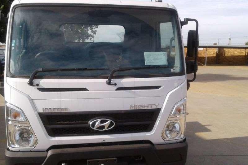 Hyundai Chassis cab trucks EX8 2020