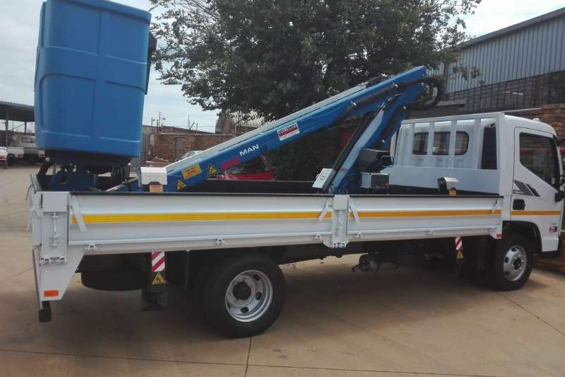 Hyundai EX8 Cherry picker trucks