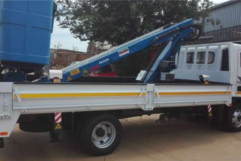 Hyundai Cherry picker trucks EX8 2020