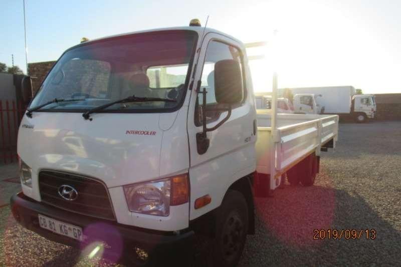 Hyundai Dropside trucks HD 72 dropside body 2012