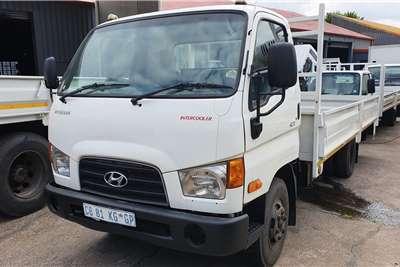 Hyundai HD72 4 TON Dropside trucks