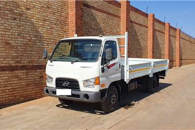 Hyundai HD72,4 TON WITH NEW 4.600m LONG DROPSIDE BODY Dropside trucks