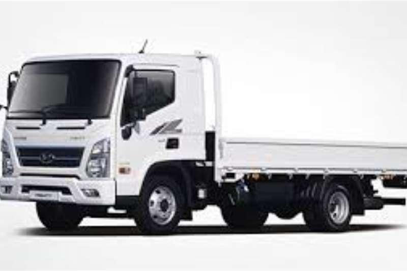 Hyundai Dropside trucks Hyundai ex8 2020
