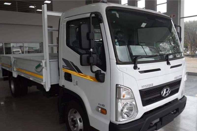 Hyundai Dropside trucks HYUNDAI MIGHTY EX8 2020
