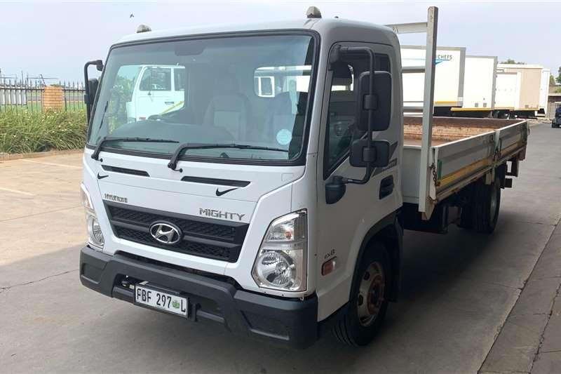 Hyundai Mighty EX 8 F/C Dropside Dropside trucks