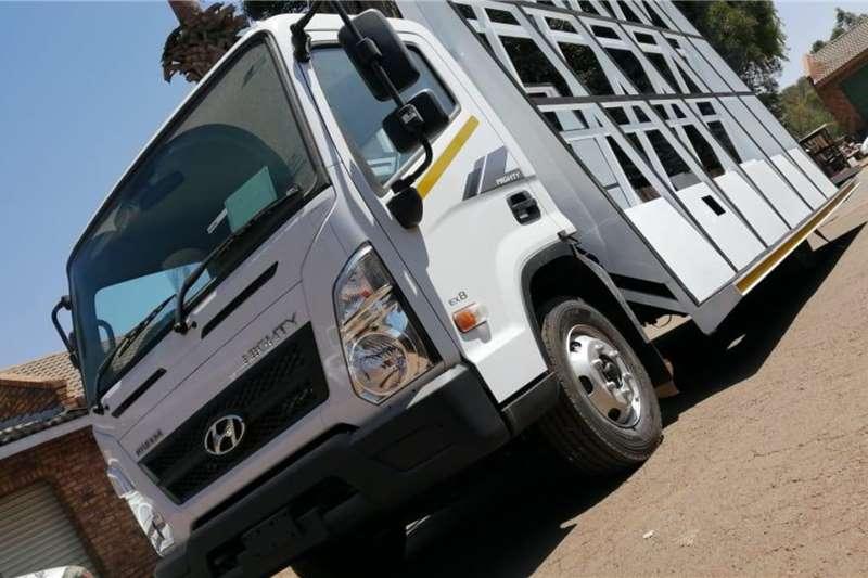 Hyundai EX8 Glass carrier trucks