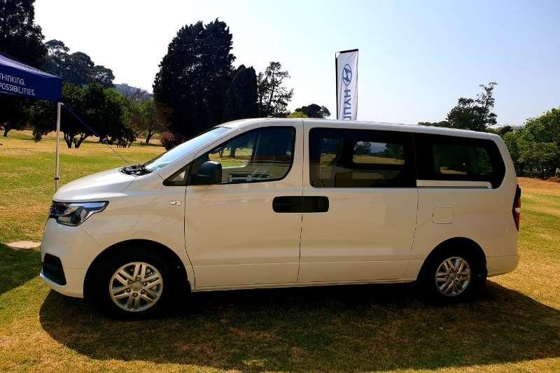 Hyundai LDVs & panel vans H1 2020