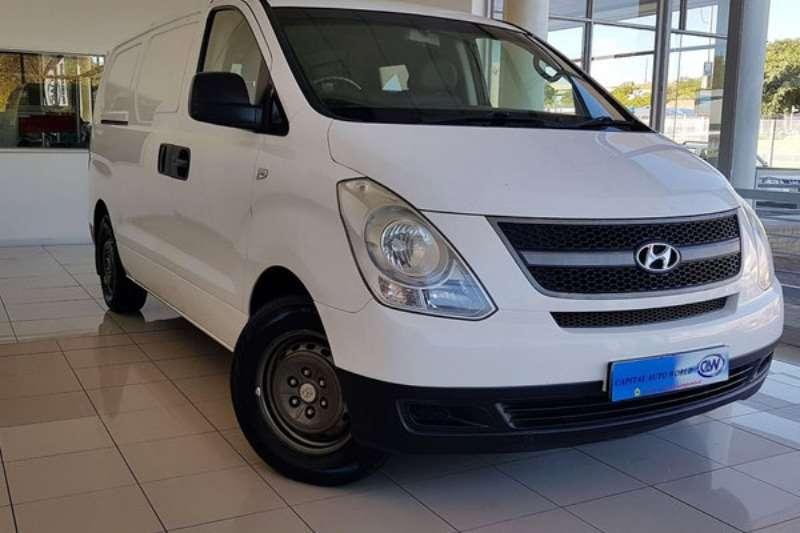 Hyundai LDVs & panel vans H1 CRDI A/CF/CPanel Van 2012