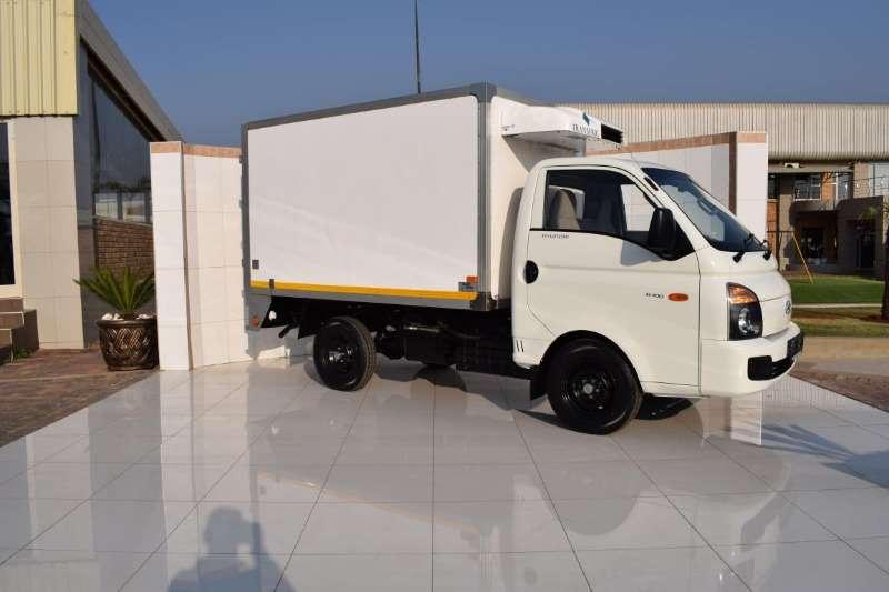 Hyundai LDVs & panel vans H1002.6d Refrigerated Body 2017