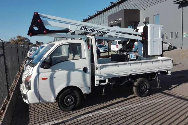 Hyundai LDVs & panel vans H100 2019