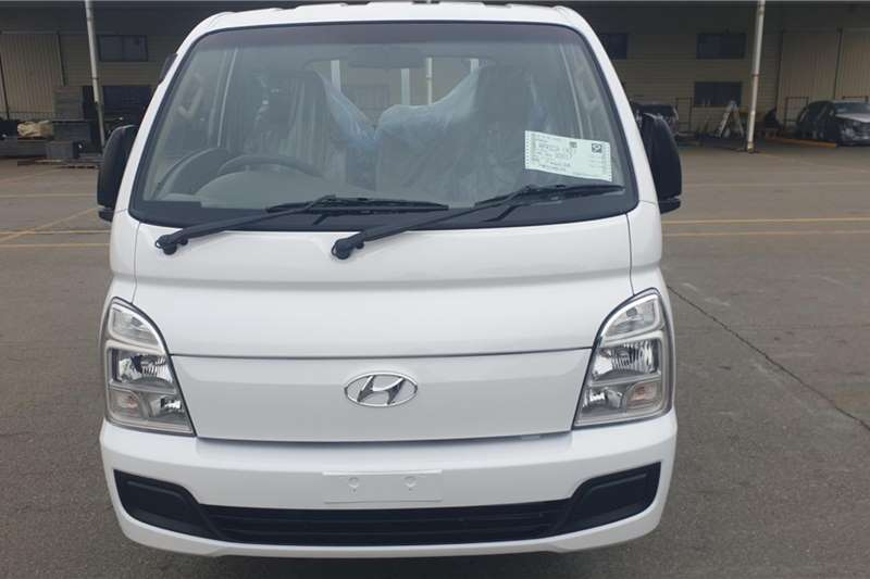Hyundai LDVs & panel vans H100 2020