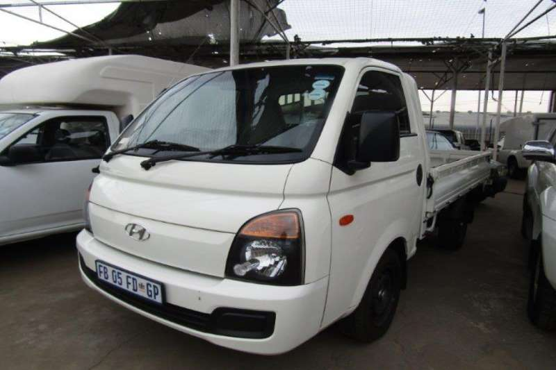 Hyundai LDVs & panel vans H100 BAKKIE 2019
