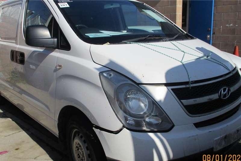 Hyundai LDVs & panel vans Hyundai H1 2.5 CRDI Panel Van 2014