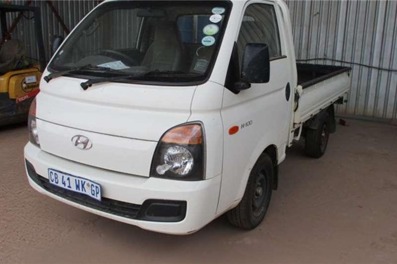 Hyundai LDVs & panel vans Hyundai H100 Bakkie / Workhorse