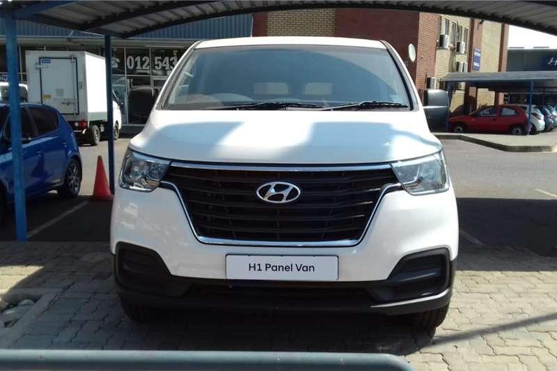 2021 Hyundai  panel van