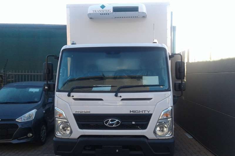 Hyundai Refrigerated trucks EX8 2020