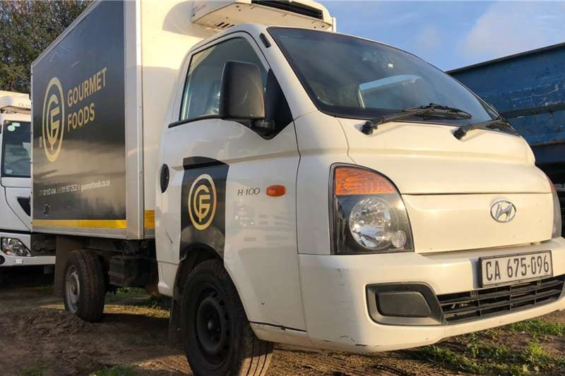 Hyundai H100 (LOC: CAPE TOWN) Refrigerated trucks