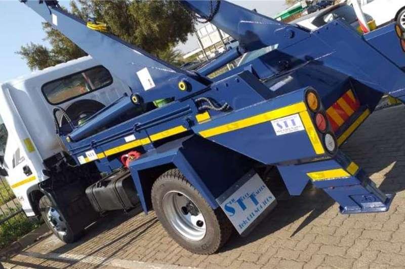Hyundai Skip bin loader trucks EX8 2020
