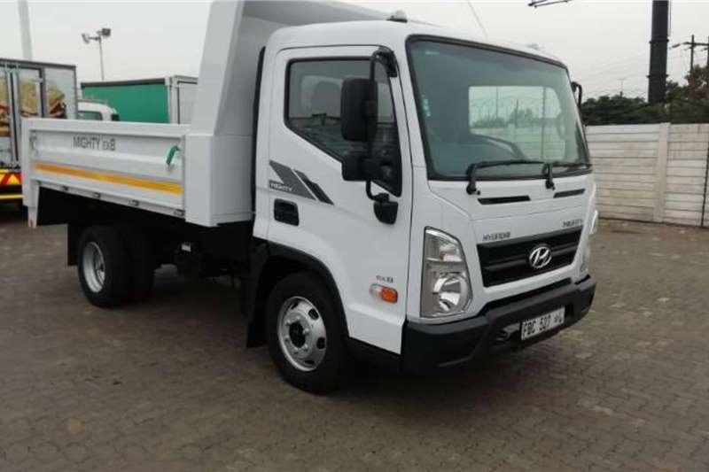 Hyundai Tipper trucks Hyundai ex8 2020