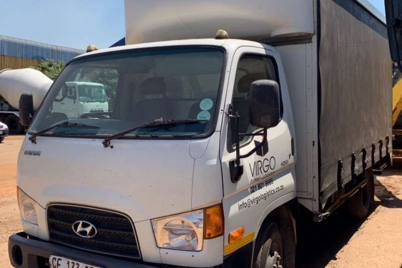 Hyundai Truck Curtain side HD65 2014
