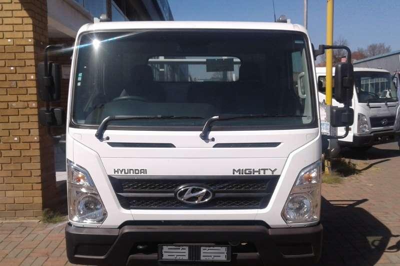 Hyundai Truck Dropside EX8 2019