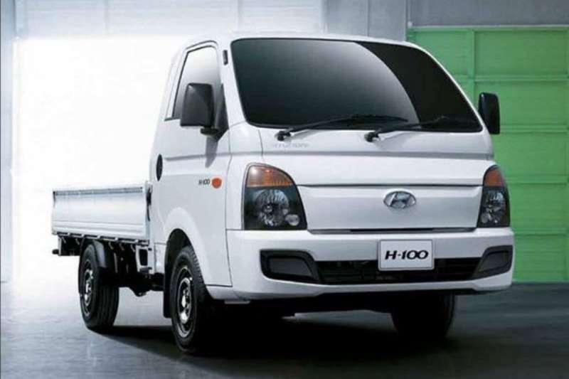 Hyundai Truck Dropside H100 2.6D F/C CC 2014