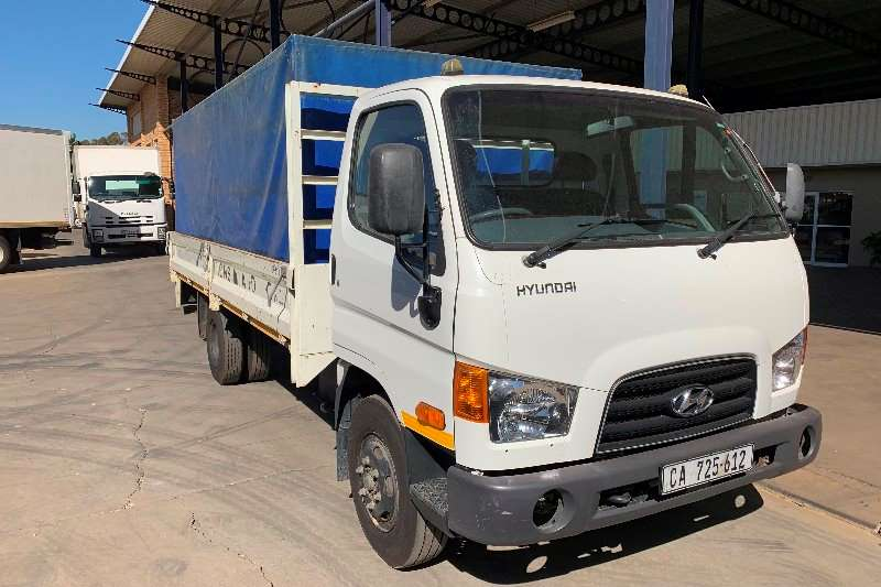Hyundai Truck Dropside Mighty HD72 F/C Dropside 2017