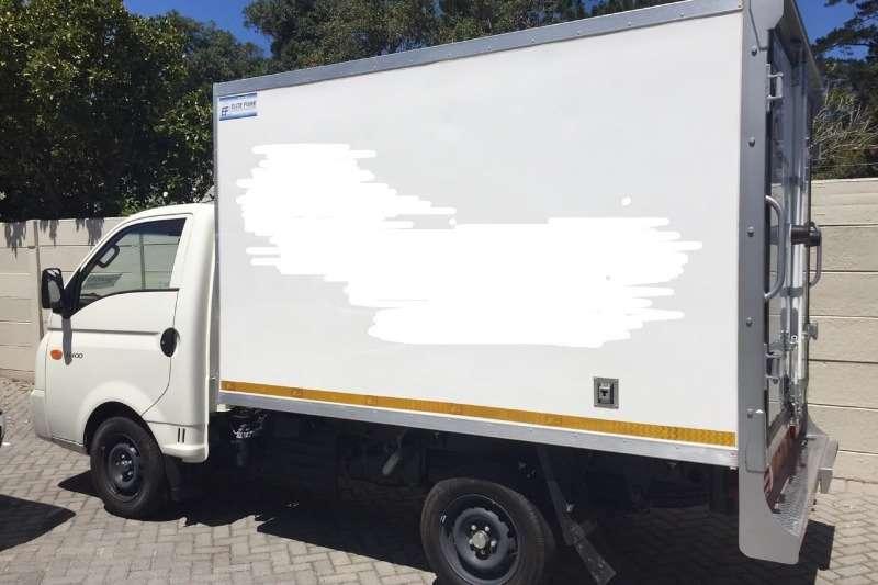 Hyundai Truck Fridge truck H100 2018
