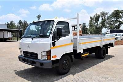 Hyundai Mighty HD65 Dropside Truck