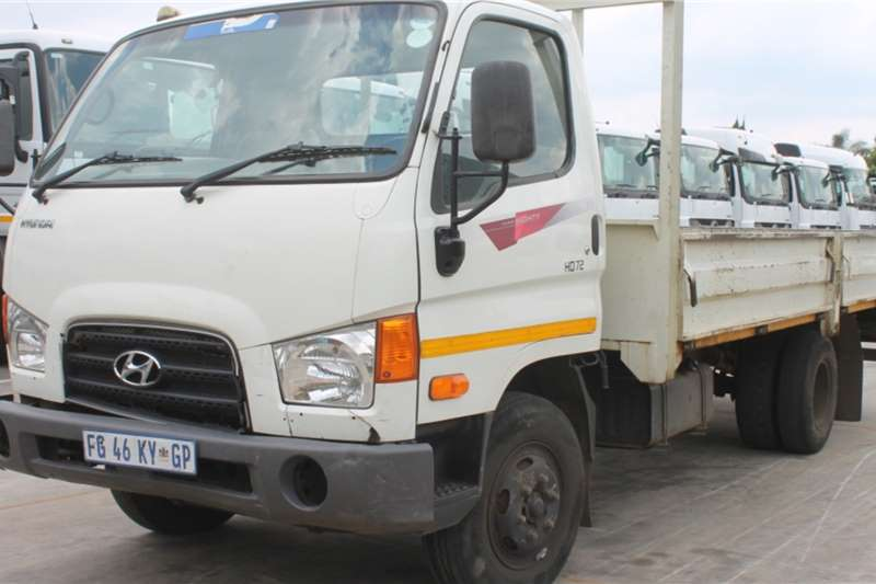 Hyundai Truck Mighty HD72 Dropside 2016
