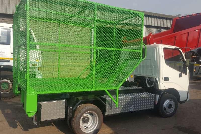 Hyundai Refuse disposal EX8 Truck