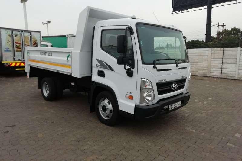 Hyundai Tipper EX 8 SWBTipper Truck Truck