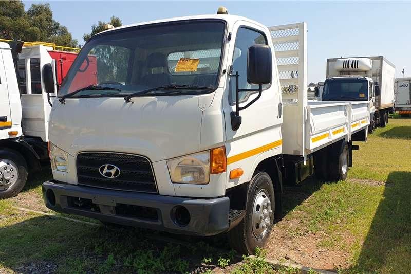 Hyundai Truck tractors HD72 Dropside 2013