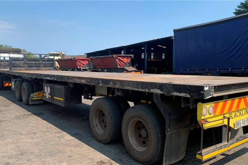 Ice Cold Bodies Trailers 2014 ICE COLD BODIES SUPER LINK FLAT DECK 2014