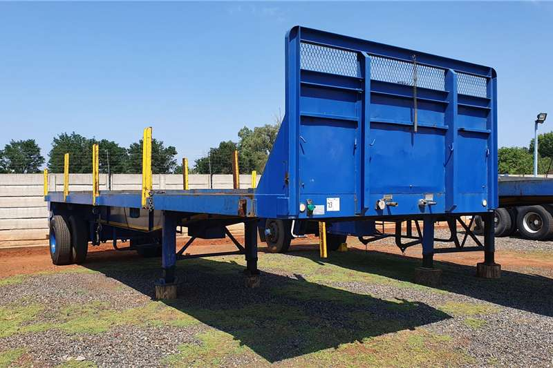 Ice Cold Bodies Trailers Flat deck 9m single axle 2007