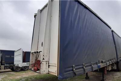 Ice Cold Bodies Ice Cold Bodies Tautliner Super LInk Trailers