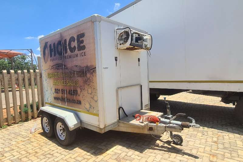 Ice Cold Bodies Refrigerated trailer Fridge trailer Trailers
