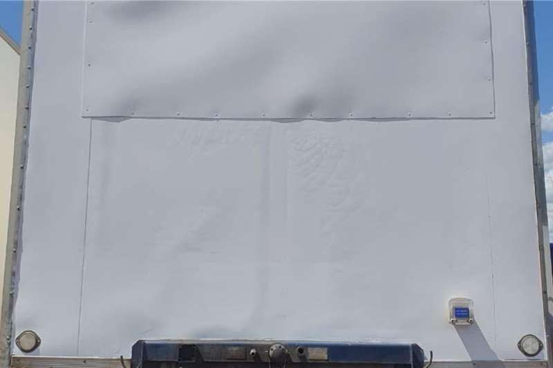 Ice Cold Bodies TRI AXLE BOX BODY Trailers