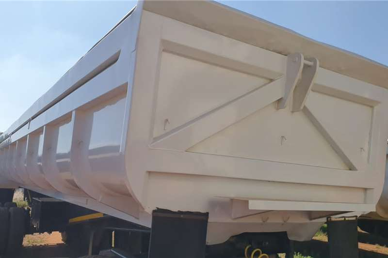 Inline Copelyn INLINE COPELYN END TIP TRAILER 25 CUBE Trailers