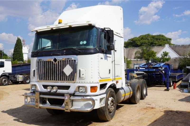 International Truck 9800i 6x4 Horse 2008