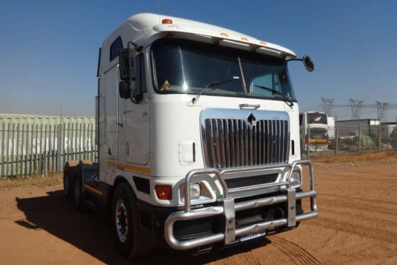International trucks for sale in South Africa on Truck & Trailer