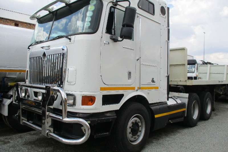 International Truck 9800i Eagle Pro Sleeper 2012