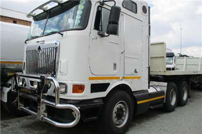 International Truck 9800i Eagle Pro-Sleeper 2012