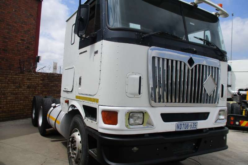 International Truck 9800i Pro Sleeper 2007