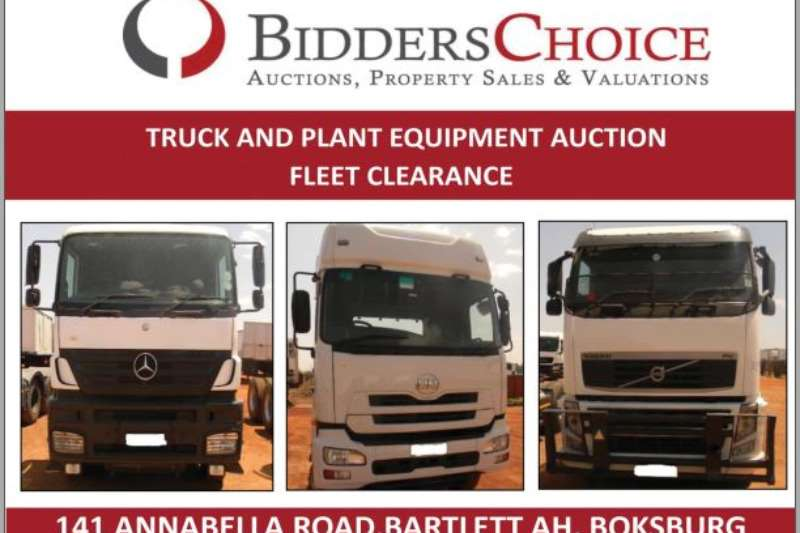 International Truck Chassis cab VARIOUS TRUCKS ON AUCTION 19 NOVEMBER 2019 2019