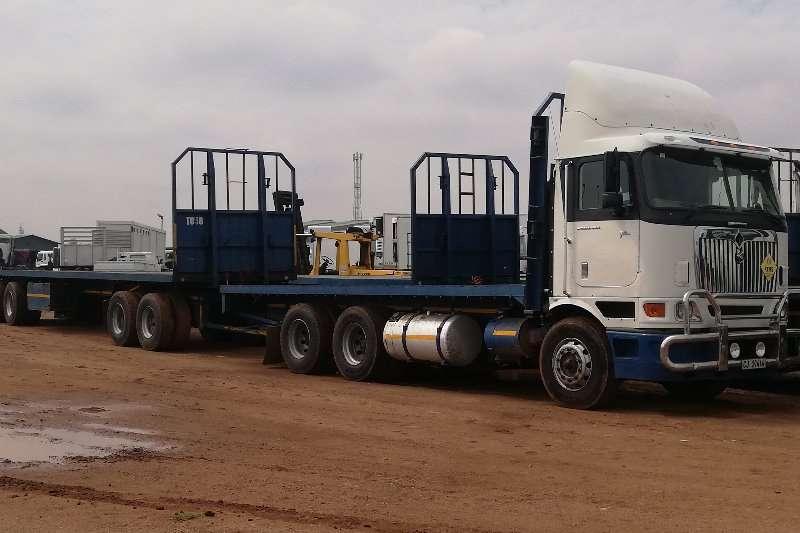 International Truck INTERNTIONAL9800I 2013